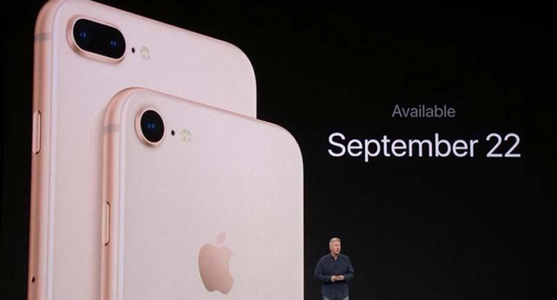 iphone 8 release date apple