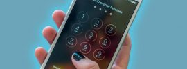 how to set up passcode on iphone 8