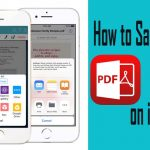 How to Save Email as PDF on iPhone 8 With Simple Steps