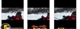 Flipping videos on iphone